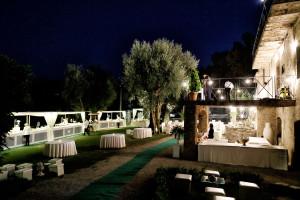 Villa Rossi - Pavillon degli ulivi